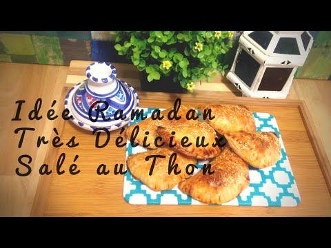des-bouchées-salé-au-thon-recette-rapide-et-facile-/فطائر-مملحة-محشوة-بالتونة-دون-عجن-العجين