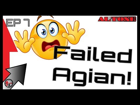 Learning from Failure! Failure is an investment!  Al Tone Achieve the Dream Series EP7