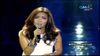 "Party Pilipinas SUMMERCRUSH - VOX - Jonalyn Viray ""Pusong Bato"" = 4/14/13"
