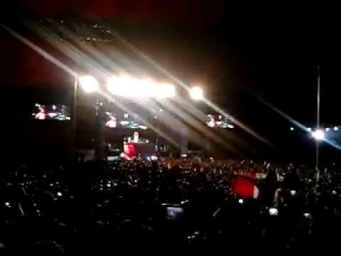 Concierto DASH BERLIN - Six Flags México