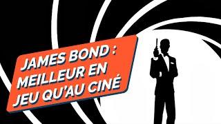 AVANCE RAPIDE : James Bond est de retour !