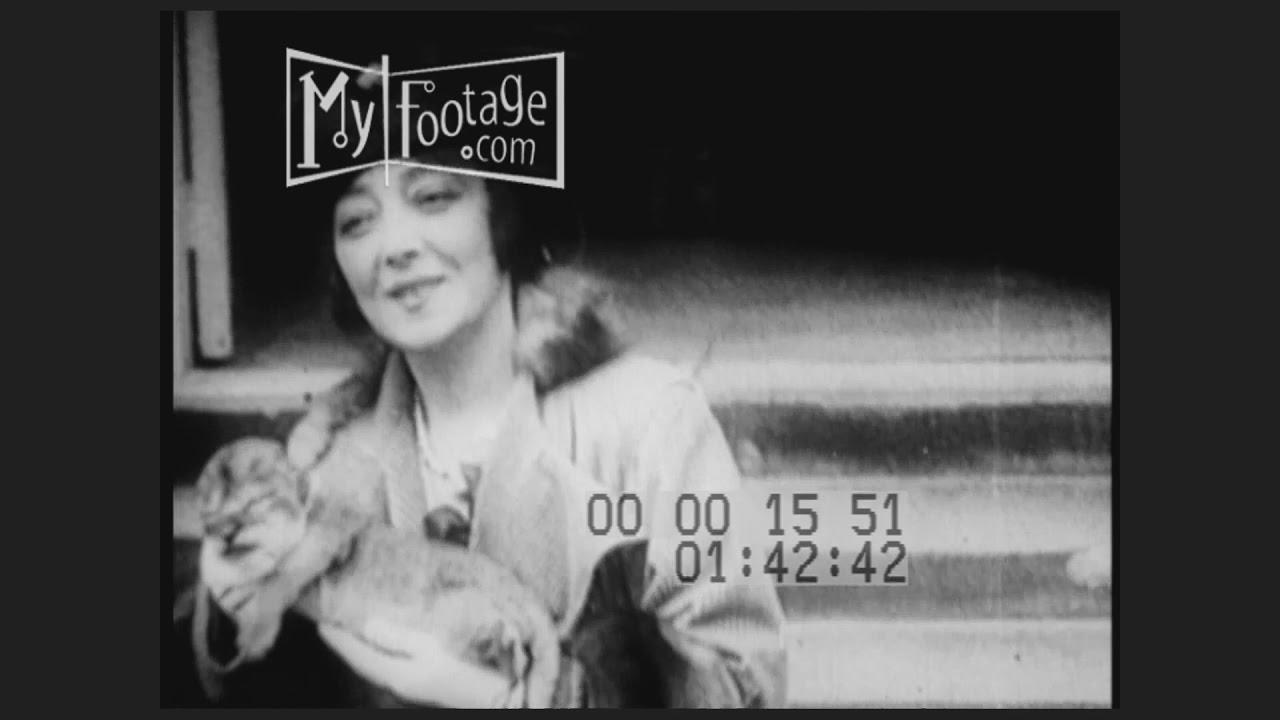 1910s Anna Held Silent FIlm Star