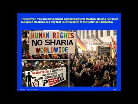 Global Social Problem of the Week: ULTRA RIGHT WING MOVEMENTS