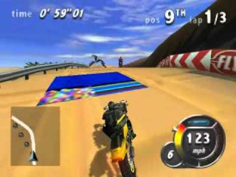 Top Gear Hyper Bike (Nintendo64)