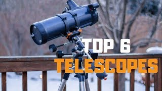 Links to the best telescopes we listed in today's telescope review video:1. celestron nexstar 4 seus: https://amzn.to/2gvkwffca: https://amzn.to/2gnkid2uk: h...