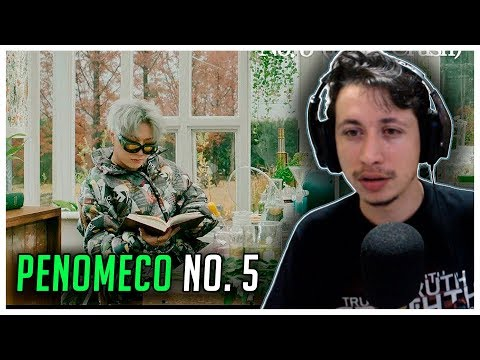 REAGINDO À PENOMECO 페노메코 'No.5 (Feat. Crush)' MV