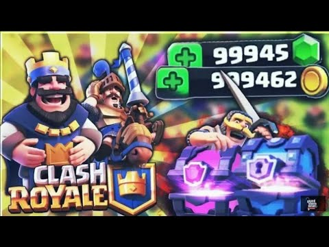 Clash Royale Apk Desenvolvedor Tudo Infinito Atualizado 2017