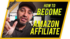 How to sign up for the Amazon AFFILIATE Program-Step by step guide for beginners