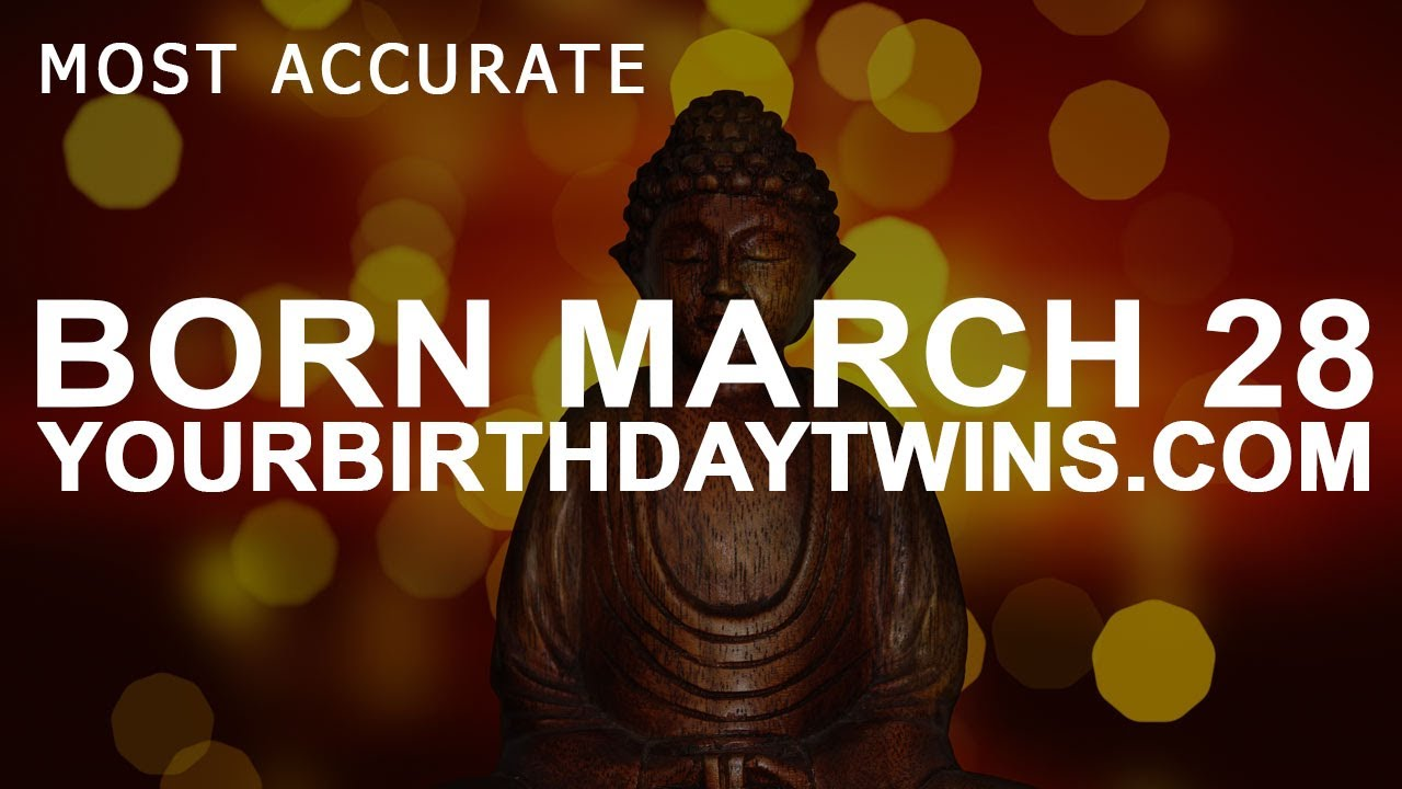 by using date of birth 28 march numerology