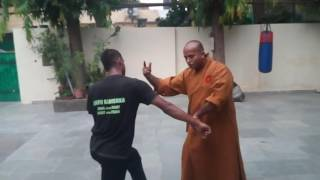 Shaolin Xiao Hong Quan Practical Application thumbnail