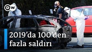 İsveç'te bombalı saldırılar günlük hayatın parçası oldu - DW Türkçe