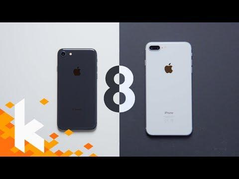 Beste IPhone X Alternative? IPhone 8 (Plus) Review