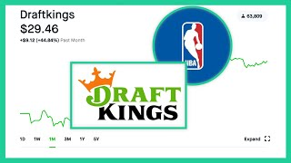 Why I'm Buying Draftkings Stock - Robinhood Investing