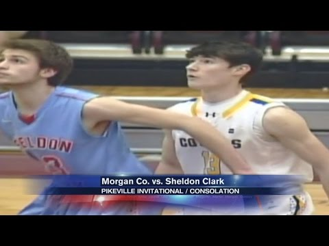 Morgan County - 66, Sheldon Clark - 53 (P.I.T. 5th Place Game)