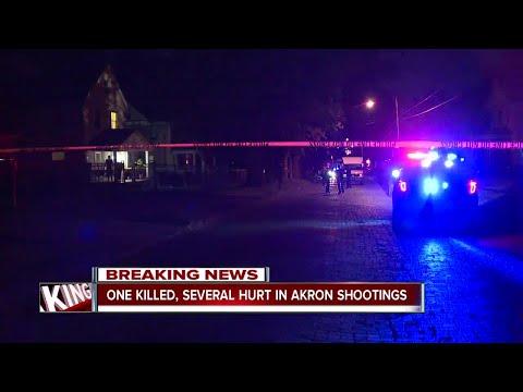 Akron shootings