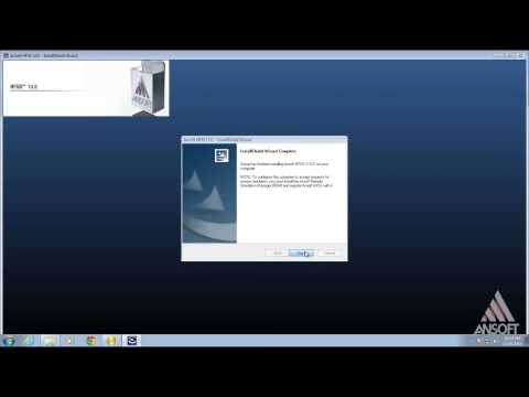 Download and Install HFSS 13 - Tutorial