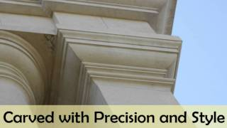 Columns Are Hand Carved Natural Stone Columns For Venice, Bradenton, And Sarasota, Florida