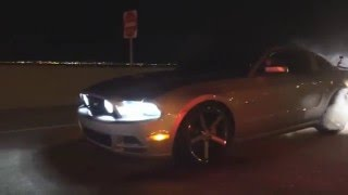 the suprastang 2jz mustang vs novi 2200 coyote