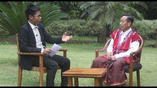 DVB TV - မန္းျငိမ္းေမာင္(KNU ဗဟုိေကာ္မတီ၀င္)ႏွင့္ ျငိမ္းခ်မ္းေရးနဲ႔...