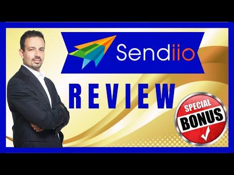 Sendiio Review - DON'T BUY Before You Watch (UNIQUE BONUS!). http://bit.ly/2ZuenQ2