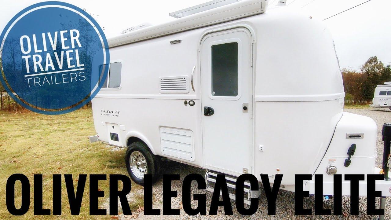 Oliver Legacy Elite - Trailer Tour (183) - YouTube