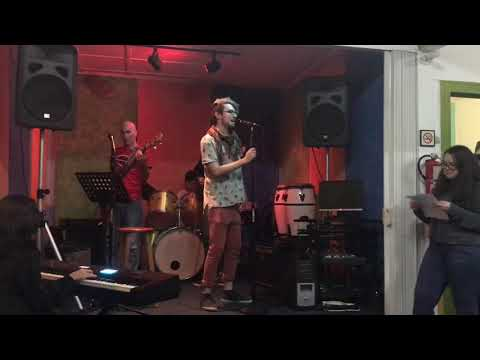 Alonso Solórzano - Won't Let Them Tear Us Apart (The Sounds cover, second rehearsal) mp3