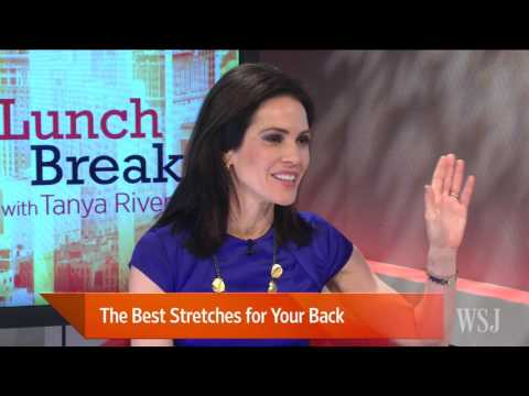 The Best Stretches for Your Back