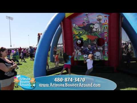 Sports Carnival Game Rentals In Phoenix Scottsdale, AZ | Sports Games For Rent