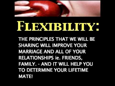 Dating Mating Relating Lesson 1 - Flexing! Part 1