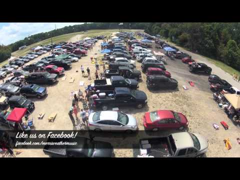 Jason Aldean at Merriweather Post Pavilion - Time Lapse Video
