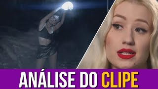"Iggy Azalea Analisa: ""The Light is Coming"""