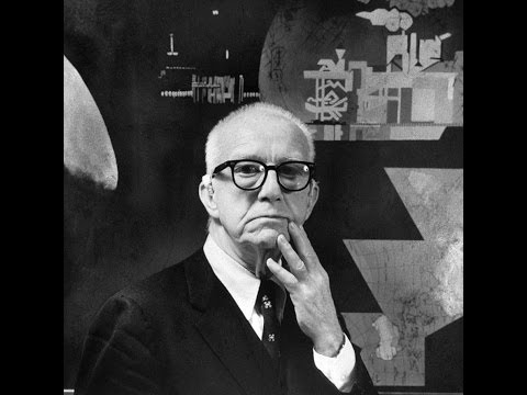 Buckminster Fuller speaking at UCLA 6/16/1973