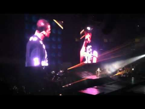 Why I Love You (live) @ Watch The Throne 11.6.11
