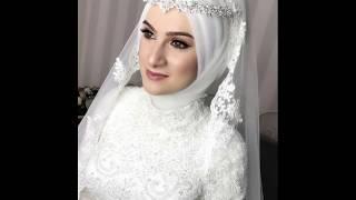 Мусульманские Свадебные Платья дизайн 2018-2019 - Muslim Wedding Dresses 2018-2019 Design