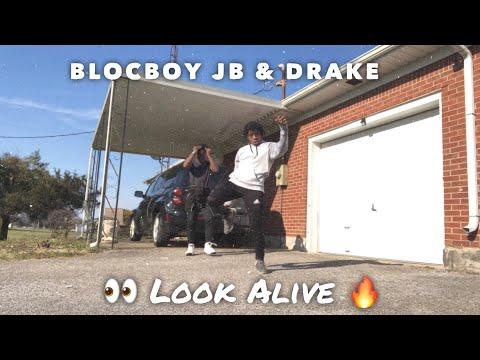Blocboy JB & Drake  Look Alive   Dance Video   @YvngHomie @OnlyJ.T