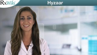 Hyzaar is the Brand Name Form of Losartan and Hydrochlorothiazide - Overview