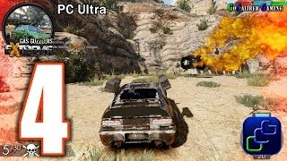 Gas Guzzlers Extreme PC ULTRA Walkthrough - Part 4 - Fenderbender Cup Sponsored Event