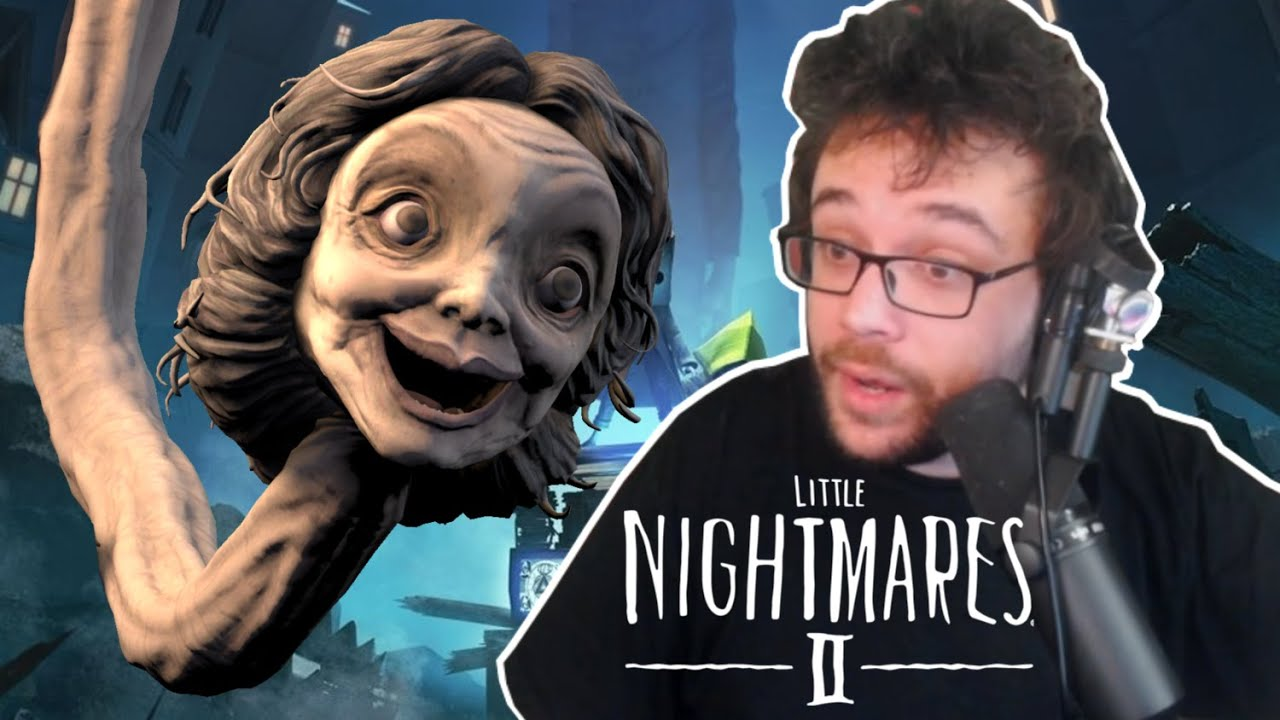 LE CHAT TWITCH (Little Nightmares 2)