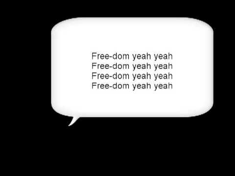 The Freedom Song
