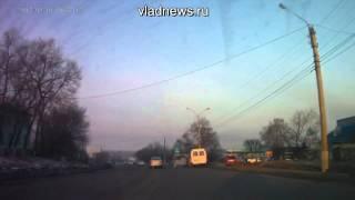 ДТП Уссурийск(, 2015-02-20T03:34:56.000Z)