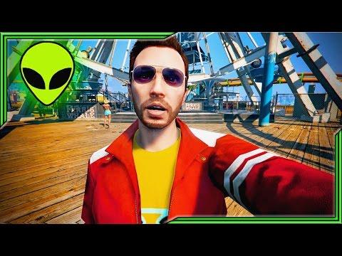 GRAND THEFT ALIEN!! Episode #7 - The Vlog (GTA 5 CINEMATIC)