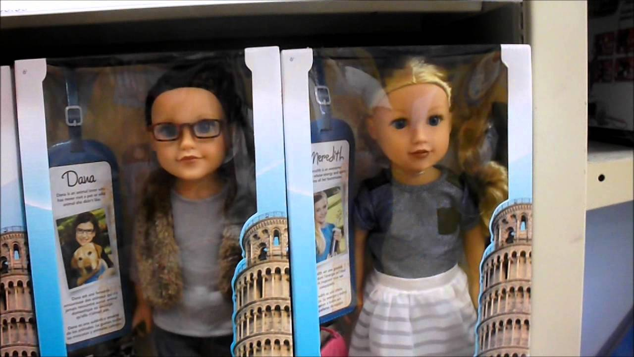 6c1a3dbb44c My first visit to The Journey Girl section at Toys R Us - YouTube