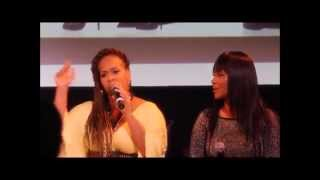 Download Video Tina Campbell & Mary Mary Speak on Overcoming Betrayal in Marriage - Parlé Magazine MP3 3GP MP4
