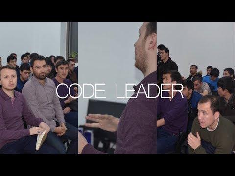 Code Leader - Seminar Tashkil Qildik. (1-qism)