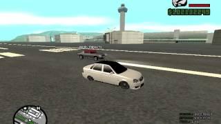 Vaz Priora vs Chevrolet сamaro