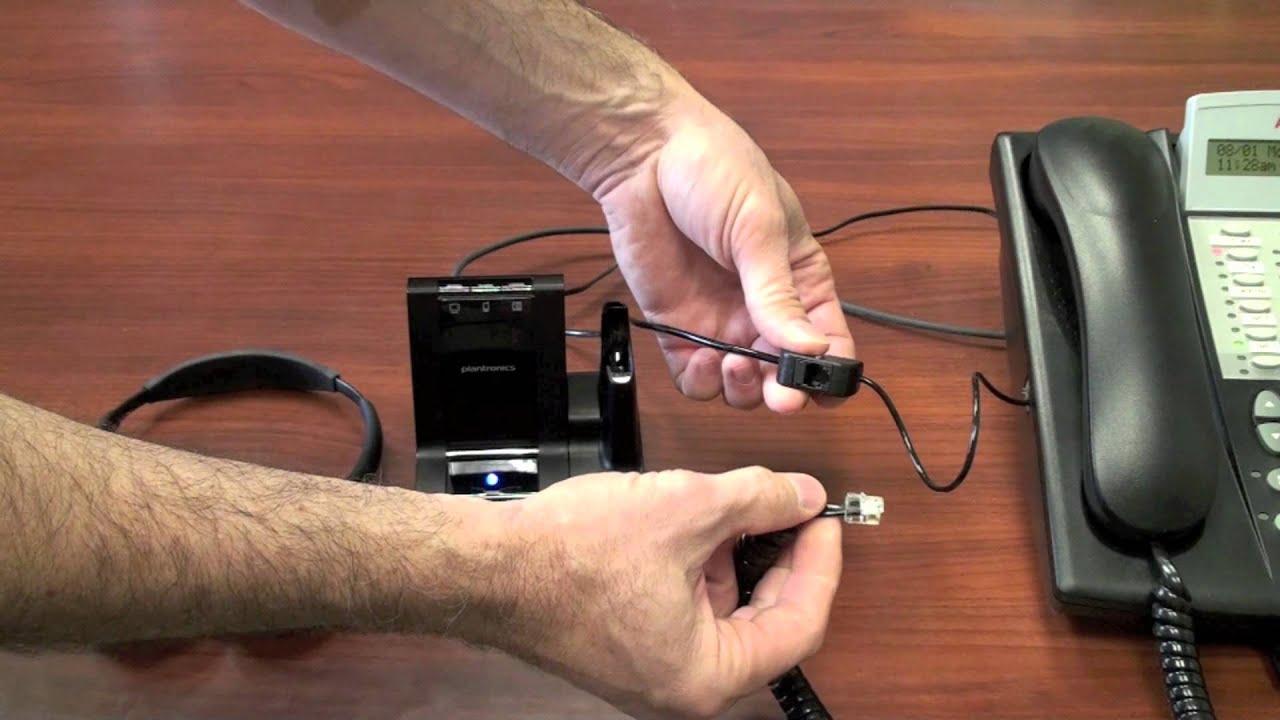plantronics savi w720 wireless headset setup installation guide headsets direct video [ 1280 x 720 Pixel ]