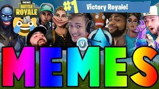 BEST FORTNITE MEMES COMPILATION V8 thumbnail