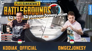 Gambar cover Team KODIAK vs Team Jonesy - 32 vs 32 platoon meccs