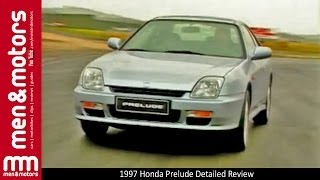 1997 Honda Prelude Detailed Review