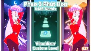 "Phao 2 Phut Hon - KAIZ Remix | Tiles Hop ""Custom Level"" | BeastSentry screenshot 1"